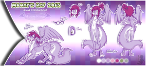 ~ Moony's Ref 2013 ~ by MoonyWings