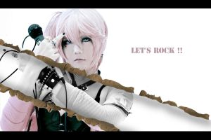 Let's Rock !! by Inushio