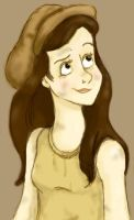 Disney Eponine by Prydester