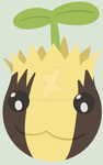 PKMNation: Popcorn the Sunkern by OtaPotato