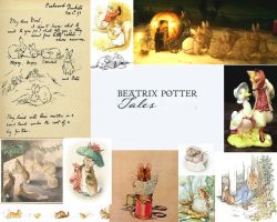 Beatrix Potter's Tales by kablammo55