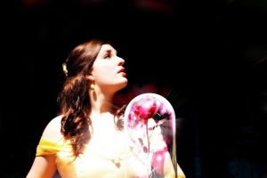 Princess Belle Cosplay - Hideously Ugly by SparrowsSongCosplay
