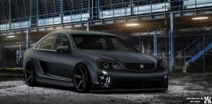 Holden Caprice SS by ALI-N22