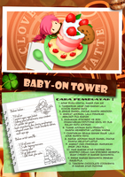 CLAC - MRM : Baby-On Tower by n3kozuki