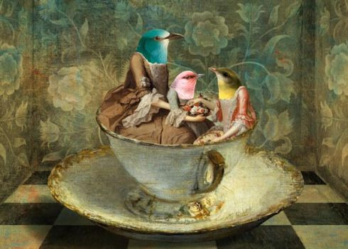 Three Birds In A Teacup by peppapig1