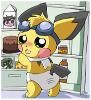 BUSTED by pichu90