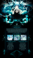 Miku Layout by yorium