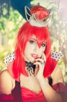 The Red Queen by Isawa-Hiromi