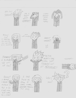 Organization XIII Reactions by Deoxys413