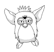 Furby_Base_by_Pixellune by Pixellune