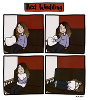 The Red Wedding by Anto90
