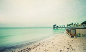 Key West Beach by dejz0r