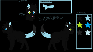 Shadow Ref by InsaneVaporeon