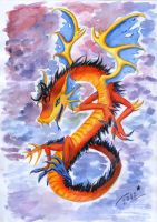 Dragon by Alin-the-Dog