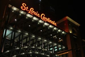 St Louis Bush Stadium by WhoeMelk13