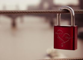 Locked Love by 0lcsy