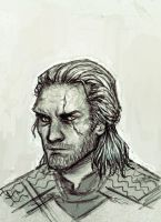 Geralt by CryptCombat