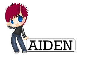 Aiden by WTF-RedVira