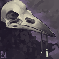 Crow by Alluvial