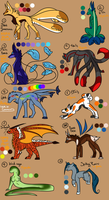 Mythicadopts by Shinkei-Shinto