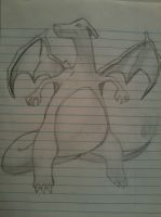 charizard by kisara232
