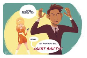 Agent Swift by NickSwift