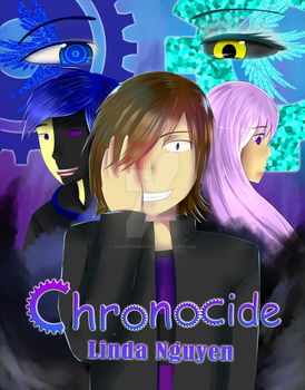 Revise Chronocide Book Cover by ChronoWither