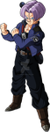 Future Trunks (Trunks Saga) MLL Redesign by MAD-54