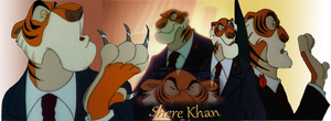 Shere Khan Signature Request by CanineCanvas
