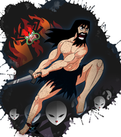 Samurai Jack Season 5 by AngelXMikey