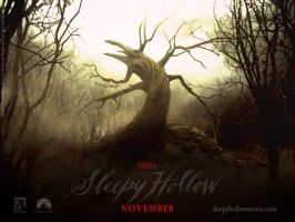 Sleepy Hollow by bloodred-sea