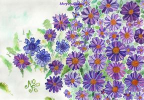 Summer flowers2 by ma-ry2004