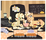 You gotta do the cooking by the book by Nekoshiba