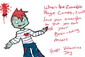 Valentines Day Card by EricaB