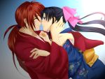 Kenshin and Kaoru: Lonely No More by barbypornea