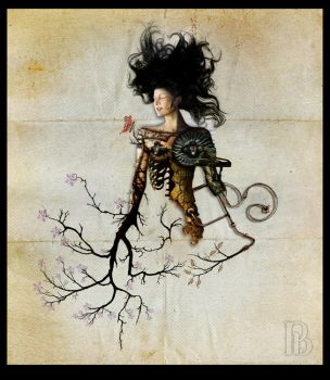 Exquisite Corpse by doll-lucci