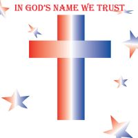 In God's name we trust by Saraphimwolf