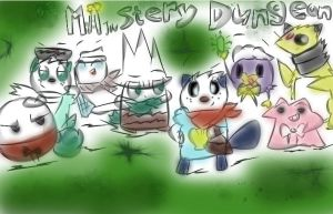 Miijoustery Dungeon by KingFlurry