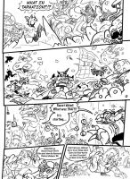 Commish: Trouble in Paradise Xone! pg58 by BlueIke
