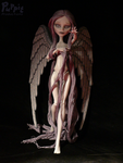Touch of a Weeping Angel by PuppitProductions