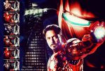 Iron Man by FelisiaLettise
