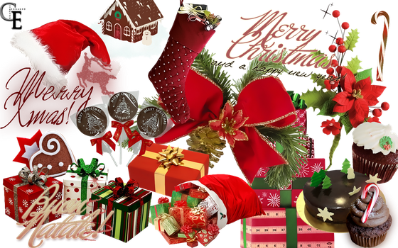 Christmas Png Pack by Marysse93