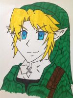 The Legend Of LINK by Ciel-X-Malice
