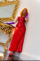 Jessica Rabbit by Chastten