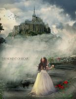 The Moment of Escape by miss-dima