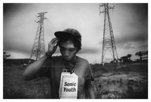 teen age riot by Kanzo