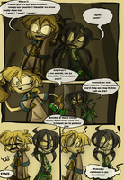 Tale of Silent Pilot page 1 by Freakly-Show