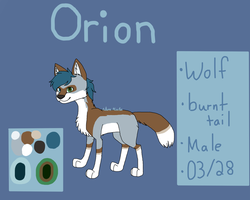 Orion Reff by AutumnMiracles