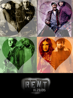 Rent-Seasons of Love B by hikoku