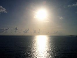 Early Morning Caribbean by mathieuj